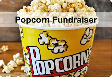 Popcorn Fundraiser